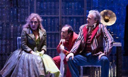 """Esposito tra fiction e teatro: """"Che emozione..."""""""