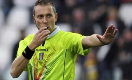 Coppa Italia, Calvarese per Inter-Napoli