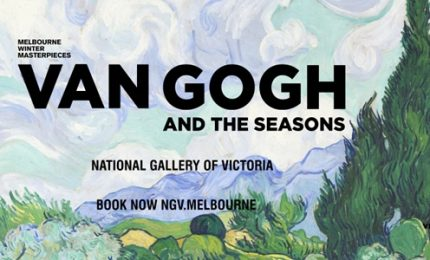 "A Melbourne ""Van Gogh and the Seasons"""