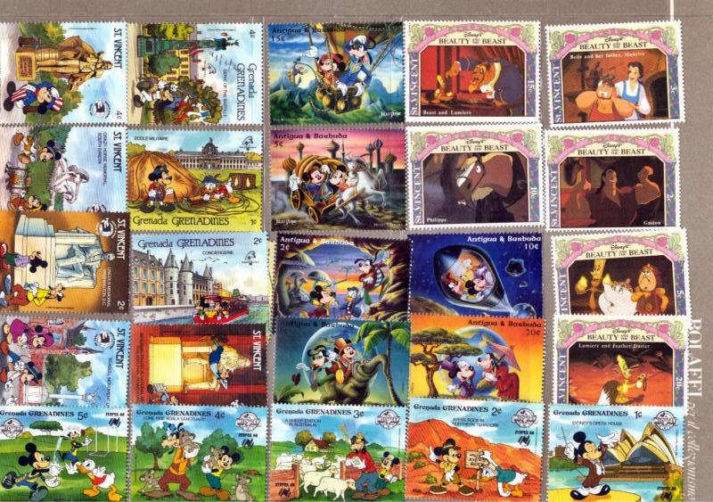 4a85daf9c2 Bolaffi porta a Bologna francobolli e monete Disney, Wwf e Fifa ...