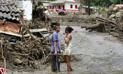 Valanga di fango devasta la città di Mocoa, salgono a oltre 200 le vittime