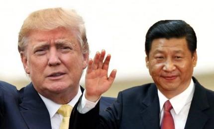 Trump accoglie Xi nel suo resort Mar-a-Lago. E la Corea Nord lancia missile. Russia: massima allerta