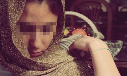Nozze combinate, la ribellione di Rashida sottratta alla famiglia