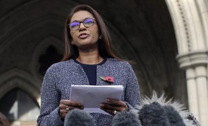 Gina Miller, la donna che guida la campagna anti hard-Brexit