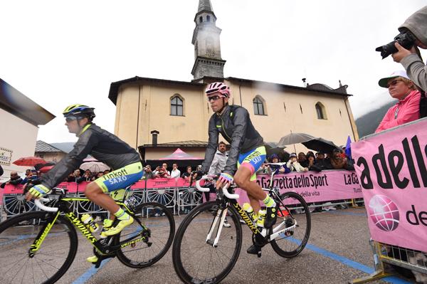 Crono a squadre precederà ultima tappa Giro d'Italia