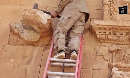 Iraq, liberata l'antica città di Hatra patrimonio Unesco