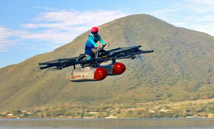 Arriva Kitty Hawk, l'Hoverbike di Star Wars diventa realtà