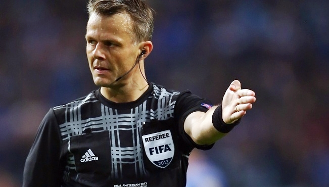 Sarà Kuipers ad arbitrare Barcellona-Juventus