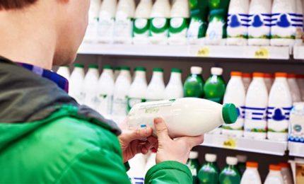 Obbligo etichette su latte e formaggi