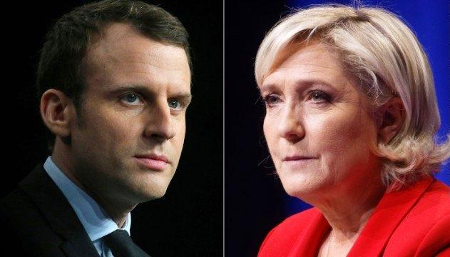 In Francia Le Pen stacca di 3 punti su Macron