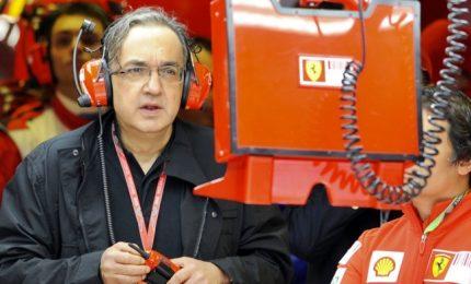 "Marchionne: ""Uscita Ferrari da F1? E' una minaccia seria"""