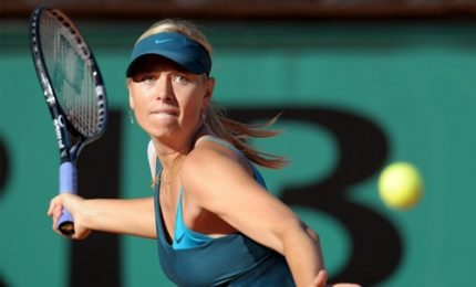 Dopo 15 mesi di squalifica, Sharapova torna in campo