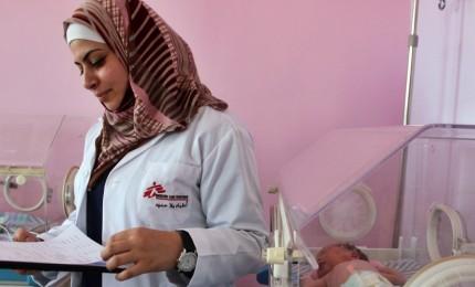 """Medici senza frontiere: """"I pazienti che riceviamo sono i fortunati"""""""