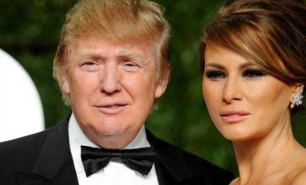 Wedding planner siciliano per cene di Donald e Melania Trump