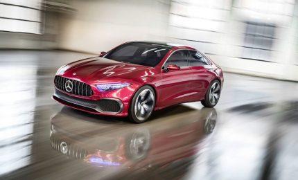 Mercedes-Benz, al salone di Shangai presenta la Concept A Sedan