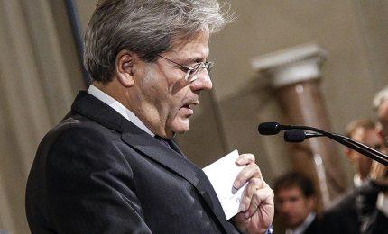 Migranti e nazionalizzazione Stx-Fincantieri, gelo Gentiloni-Macron