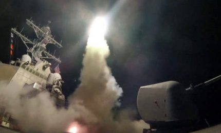 Attacco sulla Siria, la Russia sospende cooperazione militare con gli Usa