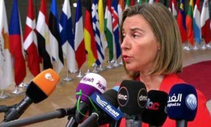Guerra in Siria, Mogherini: non esiste alcuna soluzione militare