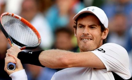 Andy Murray eliminato a sorpresa agli ottavi