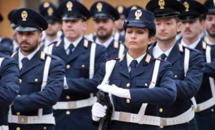 La Polizia celebra il 165esimo anniversario fondazione