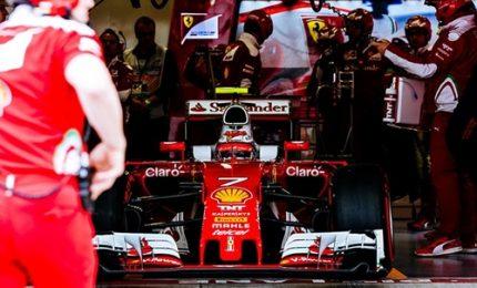 Kimi Raikkonen rinnova con la Ferrari per un altro anno
