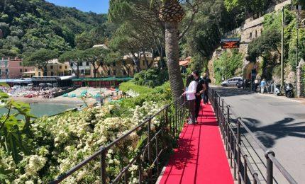 Record, in Liguria il 'red carpet' piu' lungo del mondo