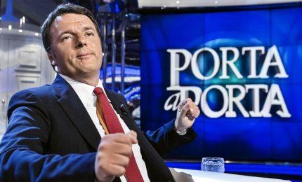 """Renzi fa la sua mossa: """"Via capilista bloccati"""". E manda messaggio al M5s"""