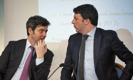 Alleanze scaldano le primarie Pd, scontro tra Renzi e Orlando