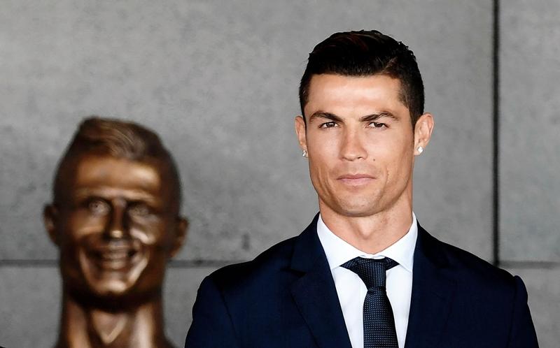 Bufera su Cristiano Ronaldo: