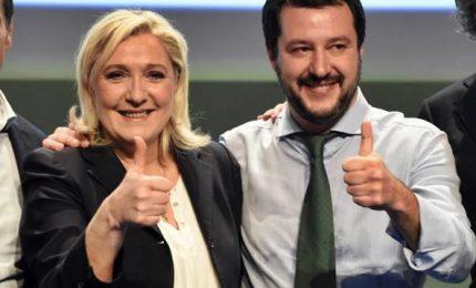 Verso il congresso, Salvini gioca d'anticipo. E scommette su Marine Le Pen