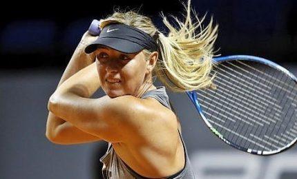 Sharapova torna in campo dopo il doping. E' polemica