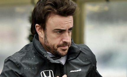 Delusione Alonso, rompe il motore alla 500 miglia