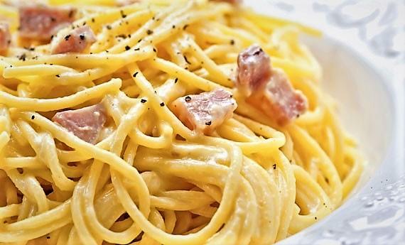 Carbonara, uno dei piatti della cucina italiana più amato ...