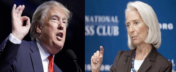 Altra vittoria di Trump, passo indietro Fmi su protezionismo Usa