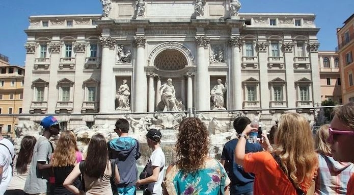 Allerta morbillo per i turisti americani diretti in Italia