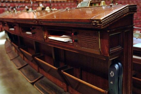 Manovra arriva alla camera attesa richiesta fiducia le for Votazioni alla camera