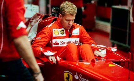 Gp Azerbaijan, Vettel scheggia nelle terze libere