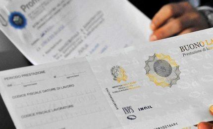 Aboliti i voucher, decreto ora è legge