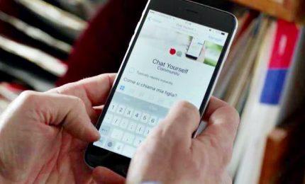 """""""Chat Yourself"""", il chatbot che aiuta i malati di Alzheimer"""