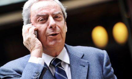 """E' morto Daniele Piombi, il """"signore della tv"""". Aveva 84 anni"""