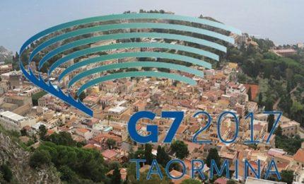 I cittadini di Taormina contro il G7 del 26 e 27 maggio prossimi