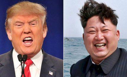 """Nordcorea: """"Affonderemo sommergibile Usa"""". Trump: Kim Jong-Un è un tipo sveglio"""
