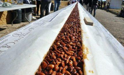 Oltre 789 metri di cubbaita, la Sicilia ottiene il Guinness World Record