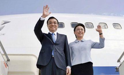 Premier Cina in Ue, riempire vuoto lasciato da Trump. Germania e Bruxelles le tappe
