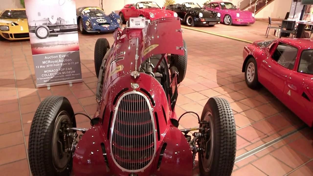 MCRoyal Expo Car Elegance, in mostra a Monaco auto ed ...