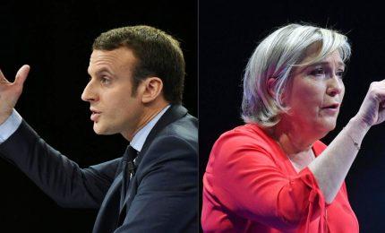 Macron in campo non argina avanzata RN di Le Pen
