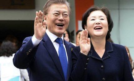 Corea del Sud, Moon Jae-in eletto nuovo presidente