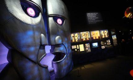50 anni di storia dei Pink Floyd in mostra a Londra