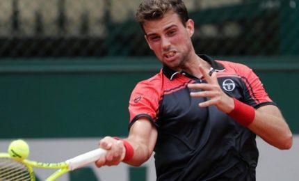 Roland Garros, Napolitano eliminato al secondo turno