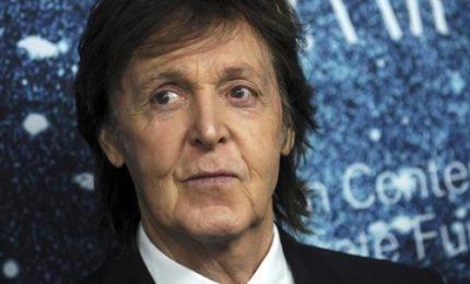 McCartney, nel nuovo disco anche una canzone su Trump